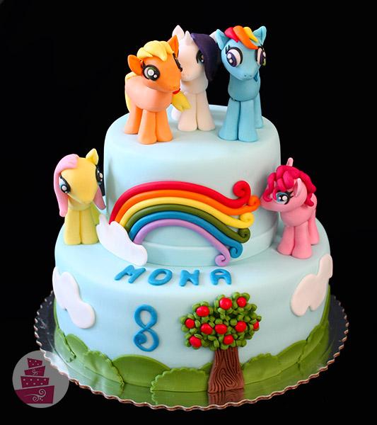 Tortička My Little Pony